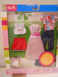 Barbie TREND Fashion FAB LOOKS FOR SCHOOL c1299 c3327 2003