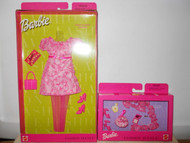 Barbie Fashion Avenue PARTY IN PINK & MATCHING ACCESSORIES 1999 25702