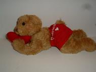 Hallmark BOBBY BOXER BEAR Bunnies by the Bay Valentines Day NWT