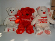 Gertrude Hawk VALENTINE BEARS 2001 2002 2003 Beanie Babies