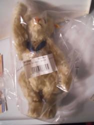 Danbury Mint STEIFF TEDDY BEAR OF THE YEAR 2004