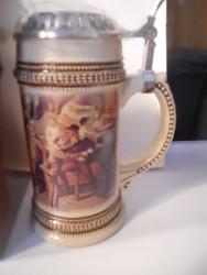 Paul Sebastian BEER STEIN MUG Germany 1999 Limited Edtion Gift w/ purchase