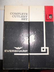 Vintage EVERLAST CUTLERY SET (17 pieces)