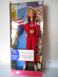 SYDNEY SUMMER OLYMPICS 2000 PUERTO RICO Barbie NRFB