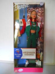 SYDNEY SUMMER OLYMPICS 2000 MEXICO Barbie NRFB