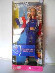 SYDNEY SUMMER OLYMPICS 2000 FRANCE Barbie NRFB