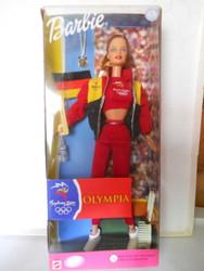 SYDNEY SUMMER OLYMPICS 2000 GERMANY Barbie NRFB