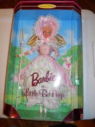 LITTLE BO PEEP BARBIE  Children's Collector Series #2 1995