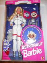ASTRONAUT BARBIE Career Collection 1994