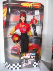 Barbie NASCAR OFFICIAL #94 1999 NRFB
