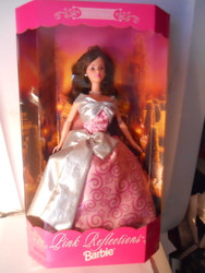 PINK REFLECTIONS BARBIE 1997 SEARS EXCLUSIVE