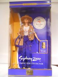 SYDNEY SUMMER OLYMPICS 2000 PIN COLLECTOR