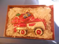 hallmark 1955 murray FIRE TRUCK ornament