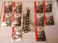 NY JETS PINS New York Post Complete Collection of 10 & Lanyard Pennington Ellis