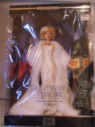 HOLLYWOOD PREMIERE BARBIE HOLLYWOOD MOVIE STAR COLLECTION #1