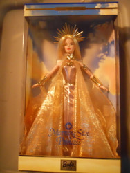 MORNING SUN PRINCESS BARBIE Celestial Collection #2  2000 NRFB