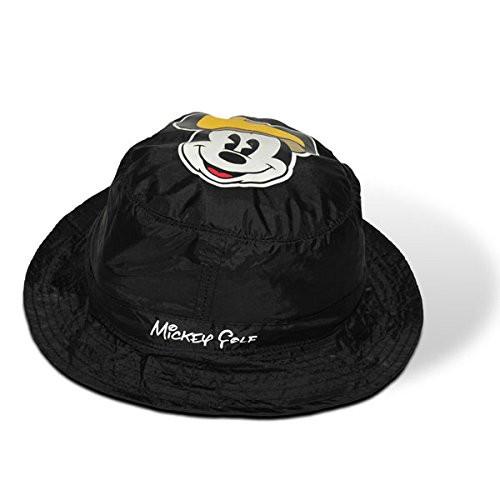Mickey Mouse Kids Waterproof Golf Hat Black - London Pro Golf 0fe23c52673
