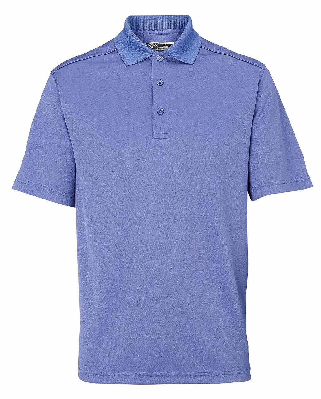 7f6d89a62 Callaway Mens Golf Chev Polo Shirt Deep Ultramarine Small - London Pro Golf