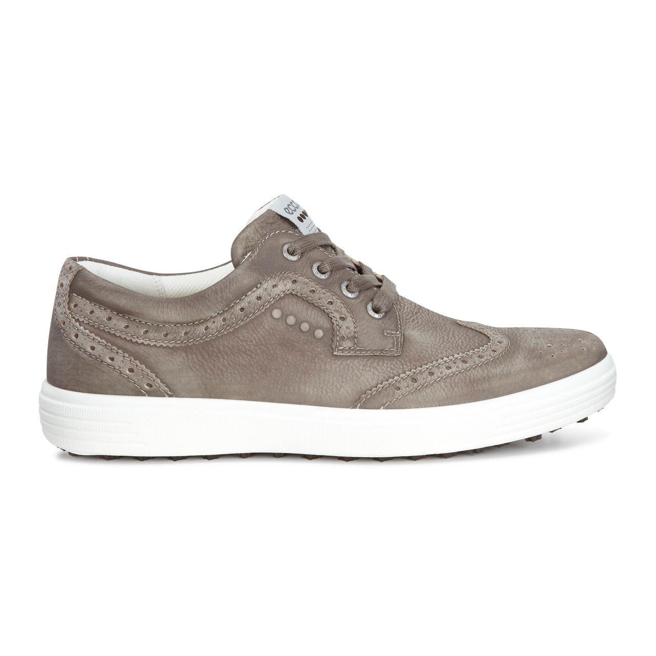 0451d2147eb3 Ecco Men s Casual Hybrid Golf Shoes Dark Clay Size 45 (UK 10.5 ...