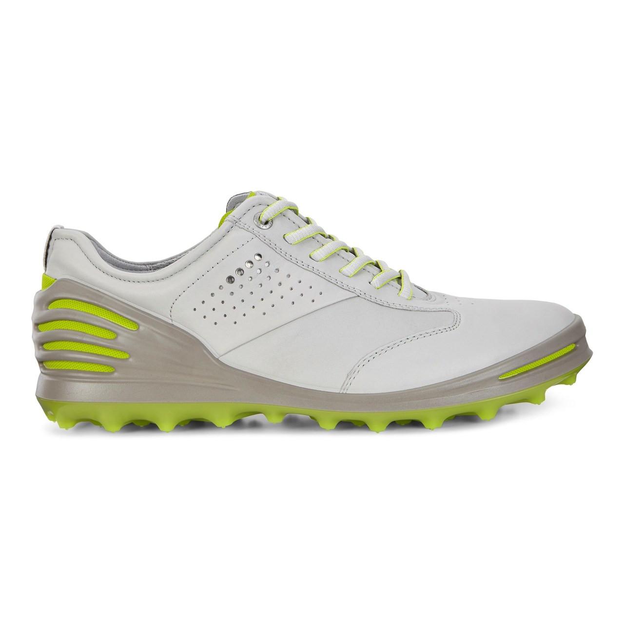Ecco Mens Cage Pro Golf Shoes Concrete  fd67365c586