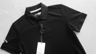 Callaway Womens Golf Polo Black Medium