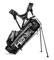 Sun Mountain H2N0 lite Waterproof Golf bag Black/White (18H2NOL-BW)