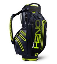 Sun Mountain Waterproof H2NO Elite Golf Bag Navy/Flash (18H2NOEC-NF)