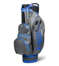 Sun Mountain Waterproof H2NO Lite Golf Bag Blue/Gunmental (18H2NOCL-CG)