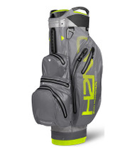 Sun Mountain Waterproof H2NO Lite Golf Bag Grey/Gunmental/Flash (18H2NOCL-GGF)