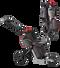Sun Mountain Combo Cart Black/Red (16COM-BSR)