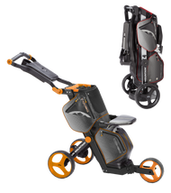 Sun Mountain Combo Cart Black/Orange (16COM-BO)