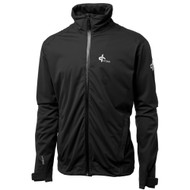 Cross Mens Pro Stretch Waterproof Golf Jacket Black Small