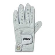 Ecco Ladies Leather Golf Glove White Left Hand