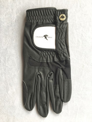 Cougar Golf Golf Glove Left Hand Black Size: Medium Large