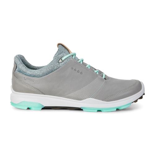 Ecco Women's Biom Hybrid 3 Goretex Golf Shoes Dove Emerald