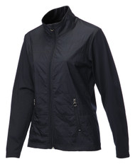 JRB Ladies Windproof Golf Jacket Navy