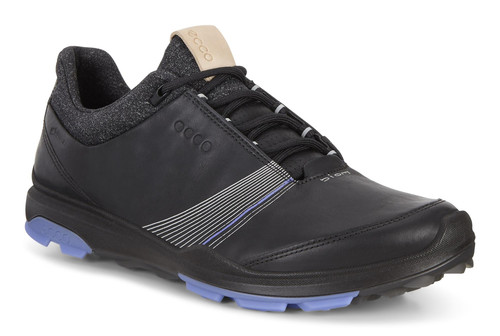 Ecco Women's Biom Hybrid 3 Goretex Golf Shoes Black