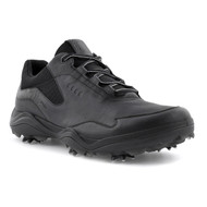 Ecco Mens Golf Strike Goretex Shoes Black