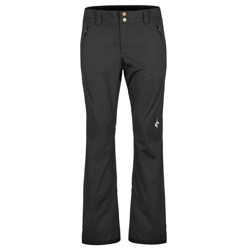 Cross Ladies Pro Waterproof Stretch Golf Trousers Black