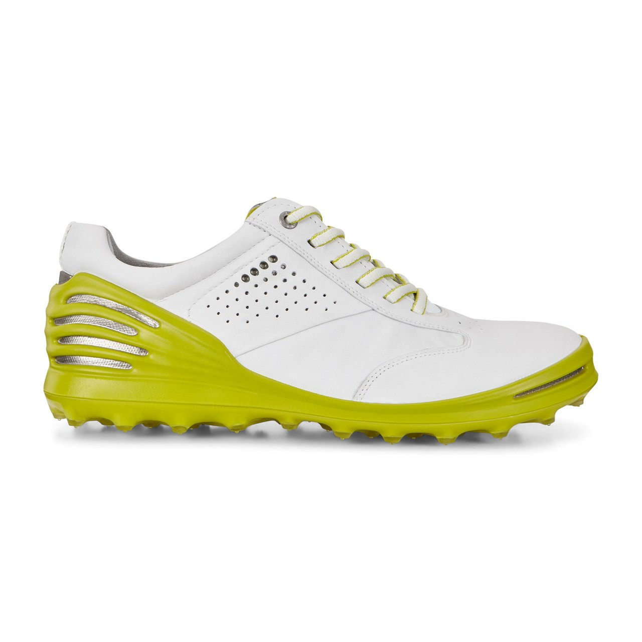 cheap for sale top quality coupon code Ecco Mens Cage Pro Golf Shoes white Kiwi Extra Width Option Size 43 (UK 9)
