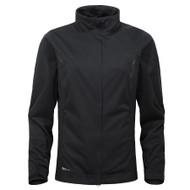 Cross Ladies Pro Waterproof Stretch Golf Jacket Black