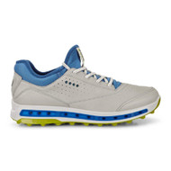 Ecco Mens Cool Pro Golf Shoes Concrete Kiwi