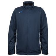 Cross Mens Pro Stretch Waterproof Golf Jacket Navy