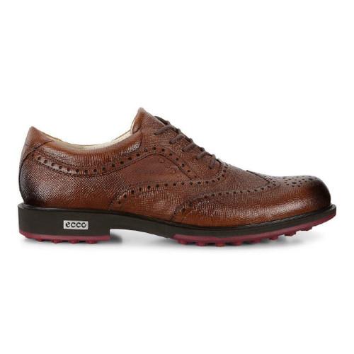 Ecco Mens Tour Hybrid Golf Shoes Lion