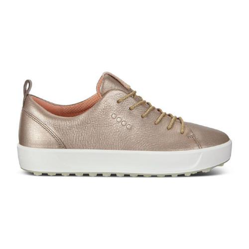 Ecco Women's Golf Soft Shoes Warm Grey