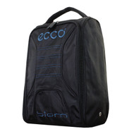 Ecco Golf Shoe Bag Black