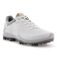 Ecco Mens Biom G3 Goretex Golf Shoes White