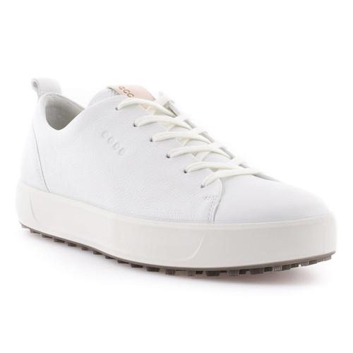 Ecco Mens Golf Soft Bright White
