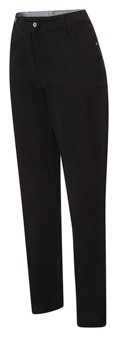 JRB Ladies Stretch COTTON CHINO Golf Trousers
