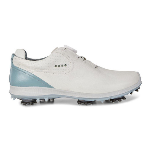 Ecco Women's Biom G2 Boa Goretex Golf Shoes White Arona